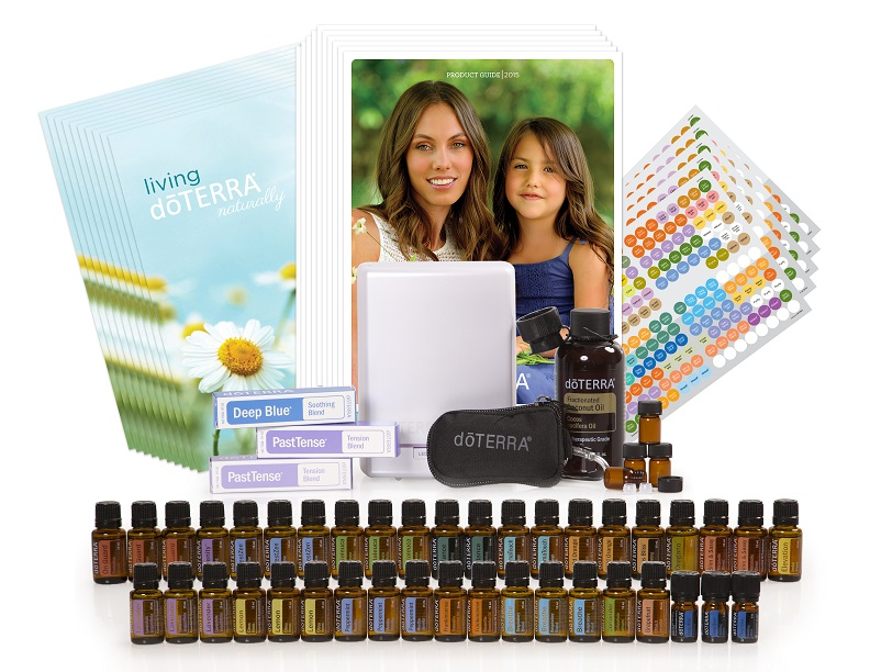 Doterra become a consultant